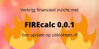 FIREcalc 0.0.1