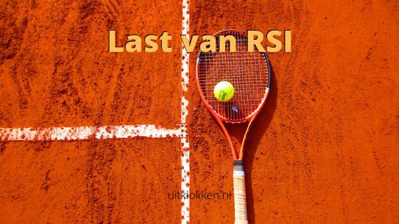 Last van RSI