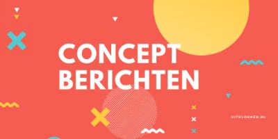 Conceptberichten