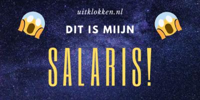 Dit is mijn salaris!