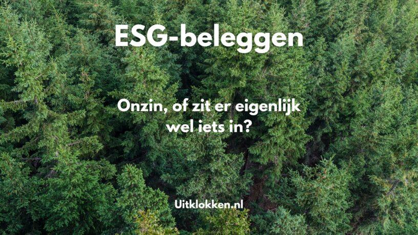 ESG-beleggen